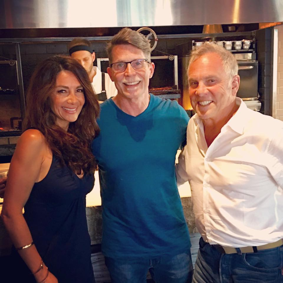 the owners with Rick Bayless